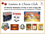 games-chess-club-poster