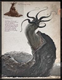 Cthonian Cthulhu Art