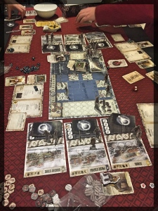 Dead of Winter Game