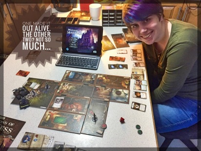 Family Day Mansions of Madness