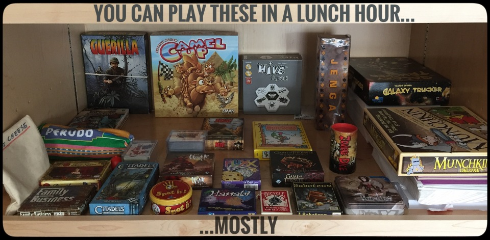 Games to start with