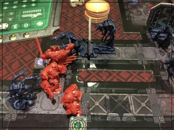 Space Hulk Mission 1 Action