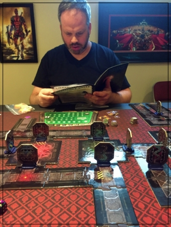 Space Hulk Mission 3 Seth Reading Rules