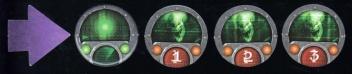 Space Hulk Rules Alien Blips