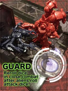 Space Hulk Rules Guard
