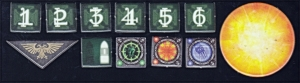Space Hulk Rules Marine Tokens