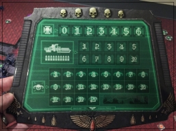 Space Hulk Rules Marines Tracker