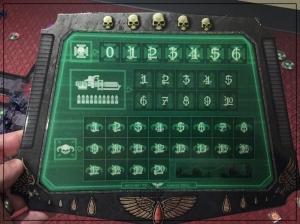 Space Hulk Rules Marines Tracker