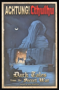 Dark Tales from the Secret War Clarion Call of Cthulhu On Sean's Table Blog