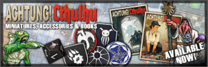 Clarion Call of Cthulhu On Sean's Table Blog