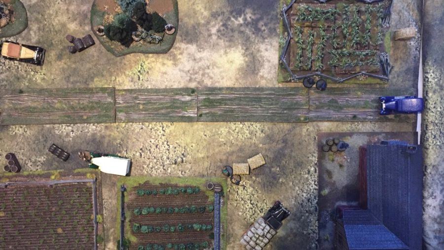 The Chicago Way Miniature Game Terrain