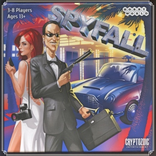 Spyfall Deduction Game