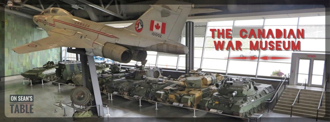 Canadian War Museum Vehicle Gallery