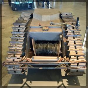 Canadian War Museum Goliath Remote Control