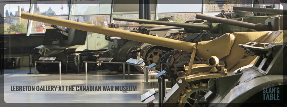 Canadian War Museum Tanks Gallery