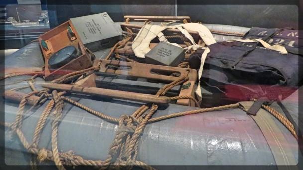 WWII Life Raft