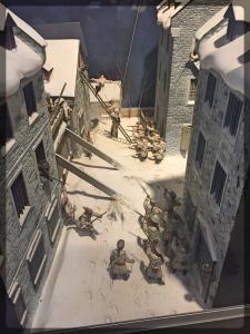 Canadian War Museum Diorama