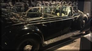 Canadian War Museum Hitler Staff Car