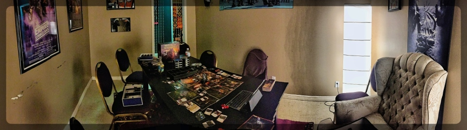 Kessel Run Games Mansions of Madness
