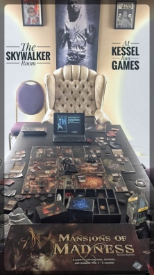 Kessel Run Games Ottawa Mansions of Madness