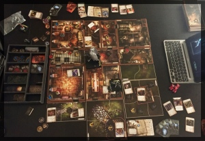 Kessel Run Mansions of Madness What Lies Within