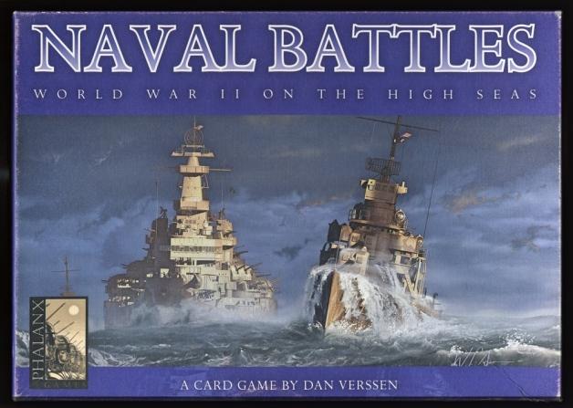 Naval Battles by Dan Verssen