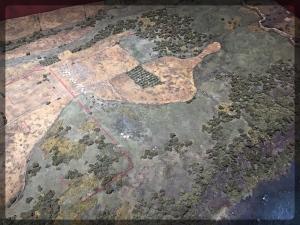 Canadian War Museum Plains of Abraham Diorama