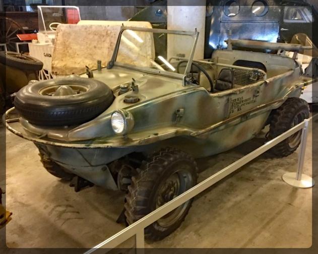 Canadian War Museum Scwimmwagen