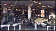 Canadian War Museum Softskin Artillery