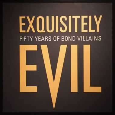 Spy Museum James Bond Villain 50 Years of Bond Villains