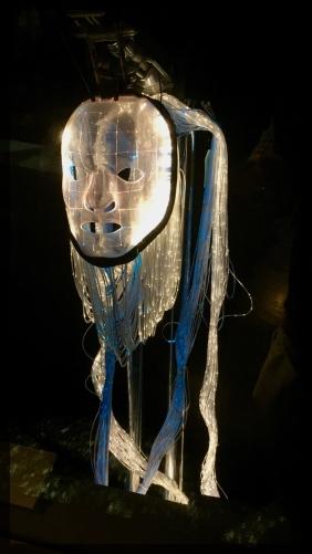 Spy Museum James Bond Villain Spaghetti Mask