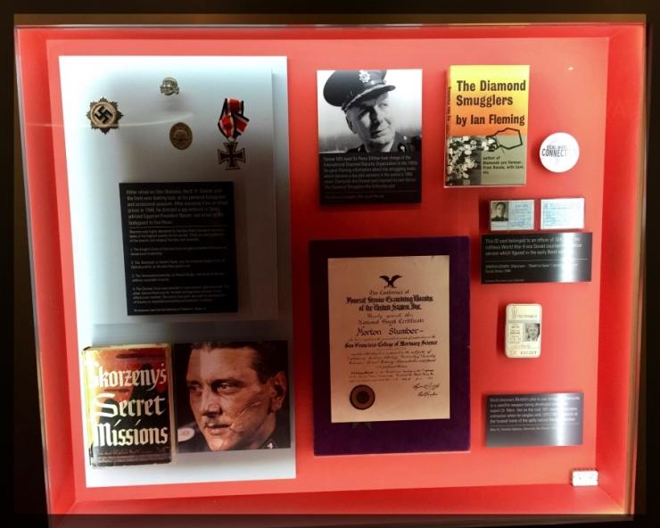 Spy Museum James Bond Ian Fleming Source Material