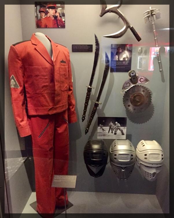 Spy Museum James Bond Villain Redshirts