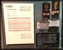 Spy Museum James Bond Villain Spectre Door Pass