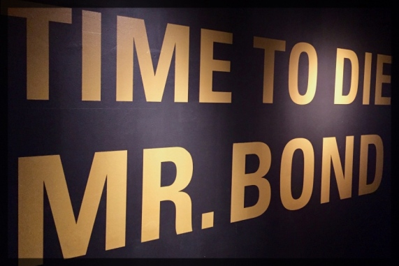 Spy Museum James Bond Villain Time to Die Mr Bond