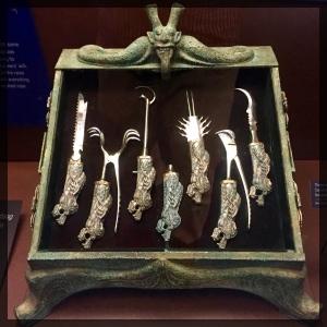 Spy Museum James Bond Villain Torture Instruments