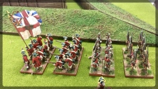 CanGames Siege Fort William Henry British
