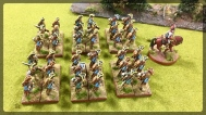 CanGames Siege Fort William Henry Troops
