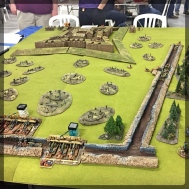 CanGames Siege Fort William Henry