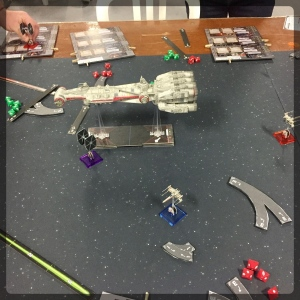 CanGames Star Wars X Wing