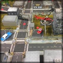 8 survivors, 4 seats on that chopper
