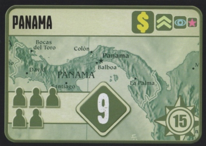 Cold War Game Panama Objective