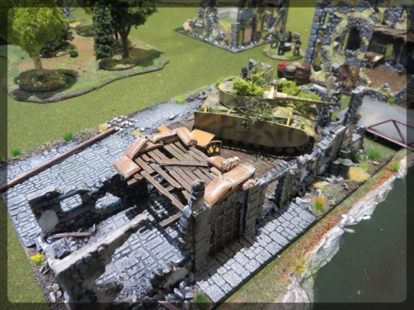 Resin Runs Through It: Building a Wargames River | On Sean's