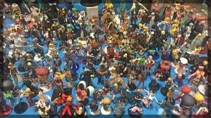 Ottawa Comiccon Anime Fig Mini Statue