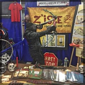 Ottawa Comiccon Costumes Archer