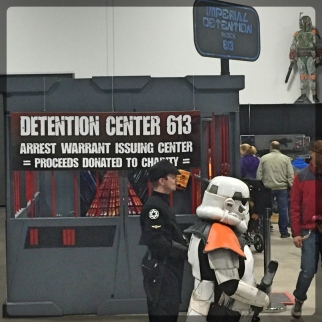 Ottawa Comiccon 501st Legion Star Wars Cosplay