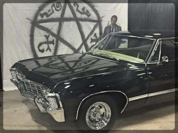 Ottawa Comiccon Supernatural Impala