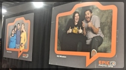 Ottawa Comiccon Photo Op Will Wheaton