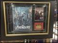 Ottawa Comiccon RareT Store Avengers Signed Poster