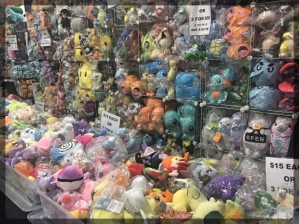 Ottawa Comiccon Costumes Pokemon Stuffies